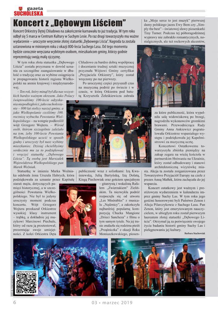 Koncert Karnawałowy 2019